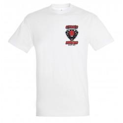 T-shirt adulte coton